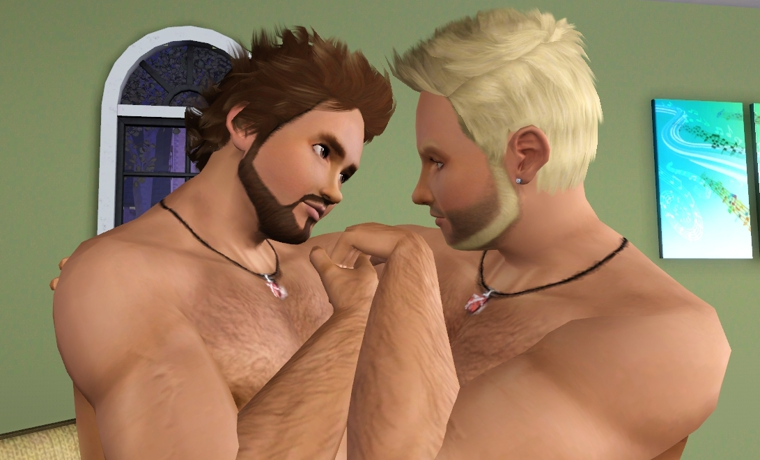With someones porno en los sims club