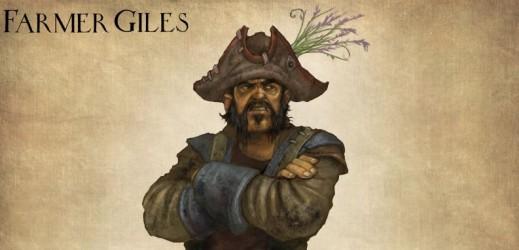 Giles cap