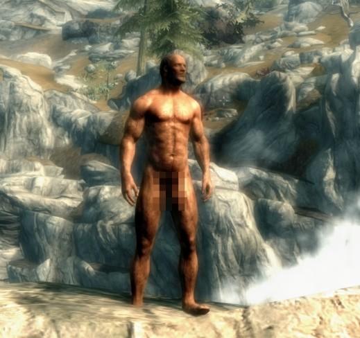 Skyrim Nude Mod (3)