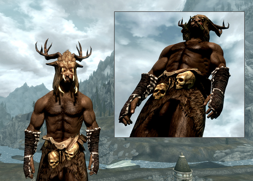 skyrim gay
