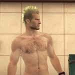 How to Get Nude Chuck Greene in Dead Rising 2