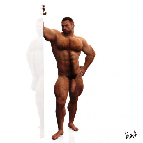 Zangief Nude 19