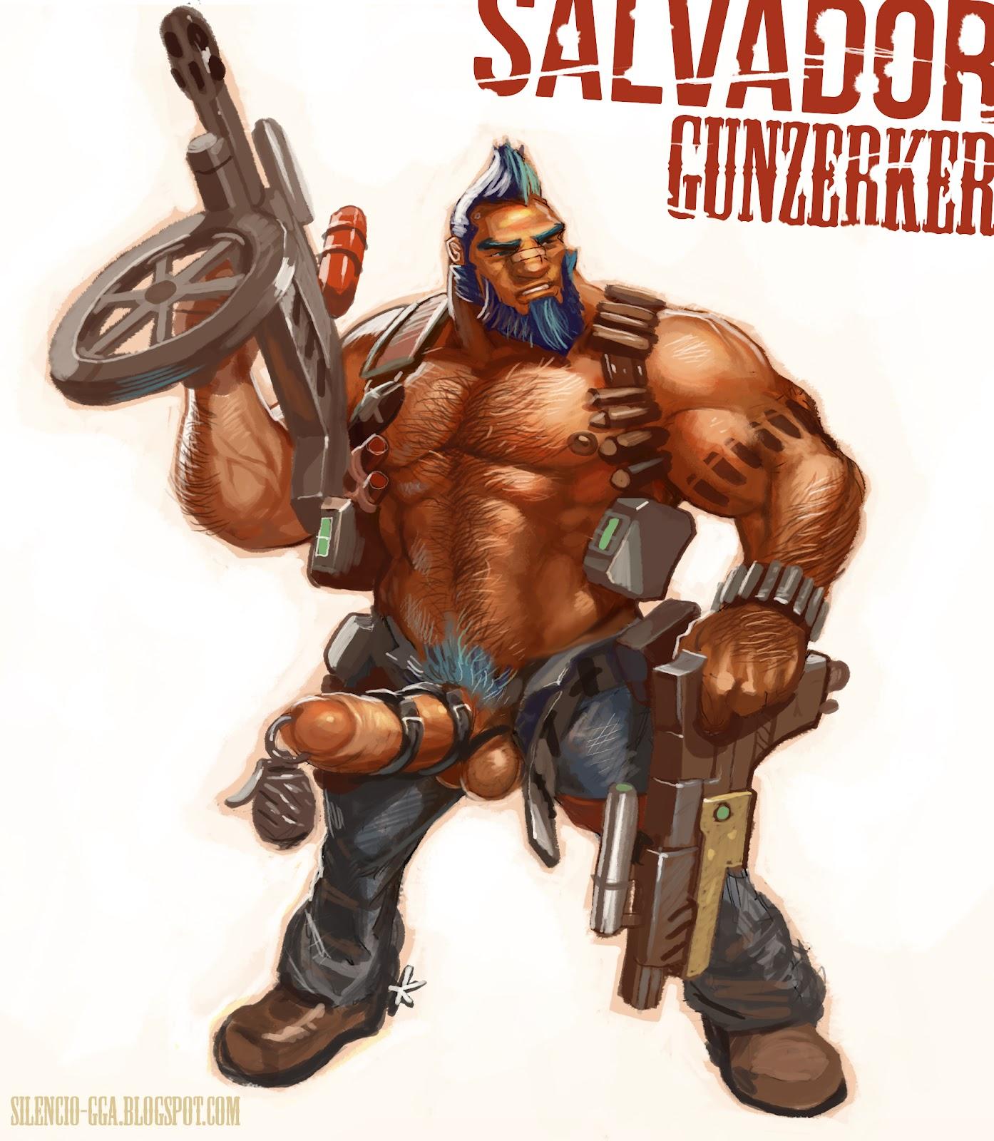 Bara Character: Salvador - Baragamer