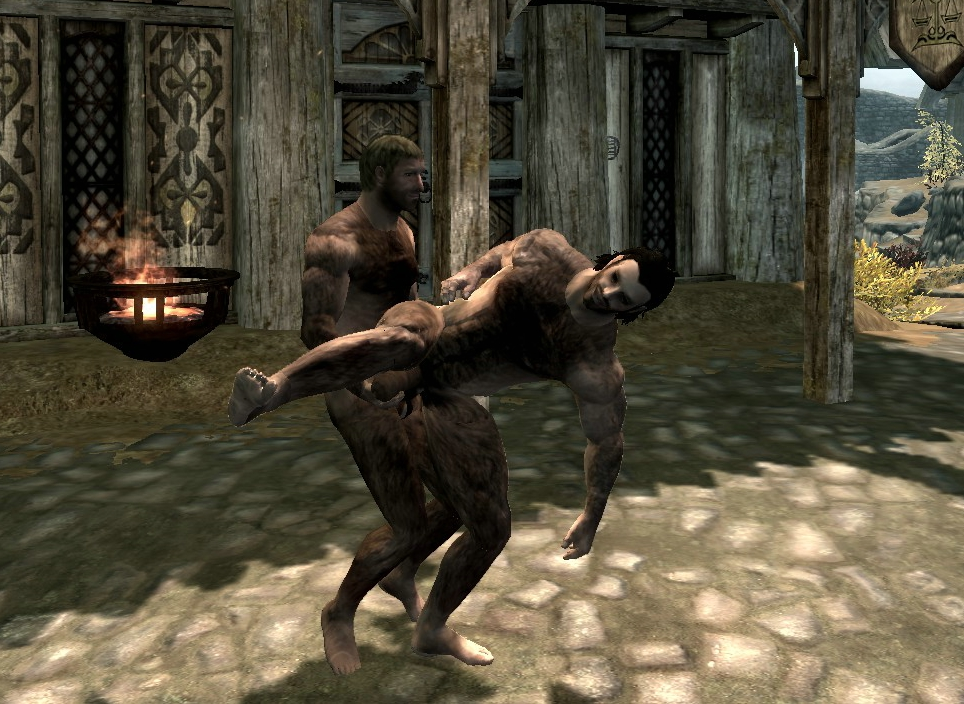 skyrim sex mods