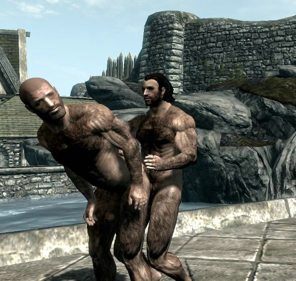 GAY SKYRIM