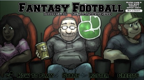 Fantasy Football Locker Stalker