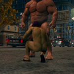 Saints Row 3: Public Nudity and Nude Mod