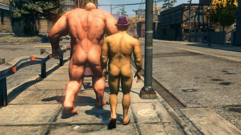 Saints Row Nude Oleg Homie