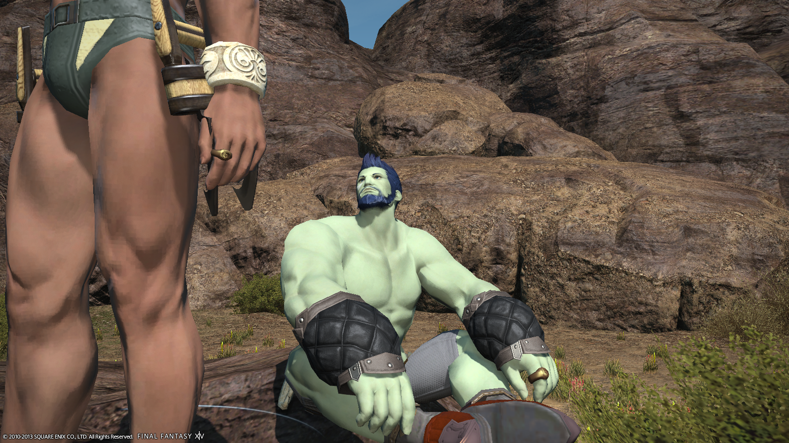 Nude patch final fantasy xiv