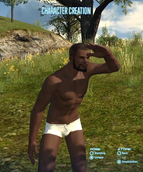 Hyur Midlander Underwear