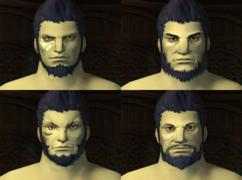 Ryog Face A