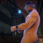 Saints Row 4: Nude Mod (Mosaic Blur Removal)