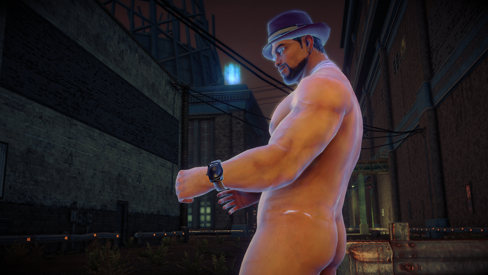 Saints row 2 naked mods nudes pics