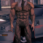 Saints Row 4: Body Hair Mod