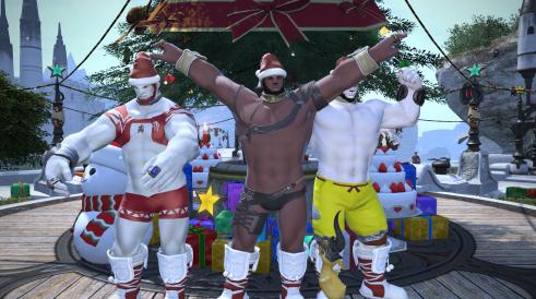 Roegadyn Christmas