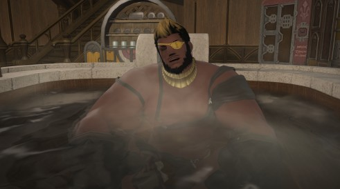 Roegadyn hot tub