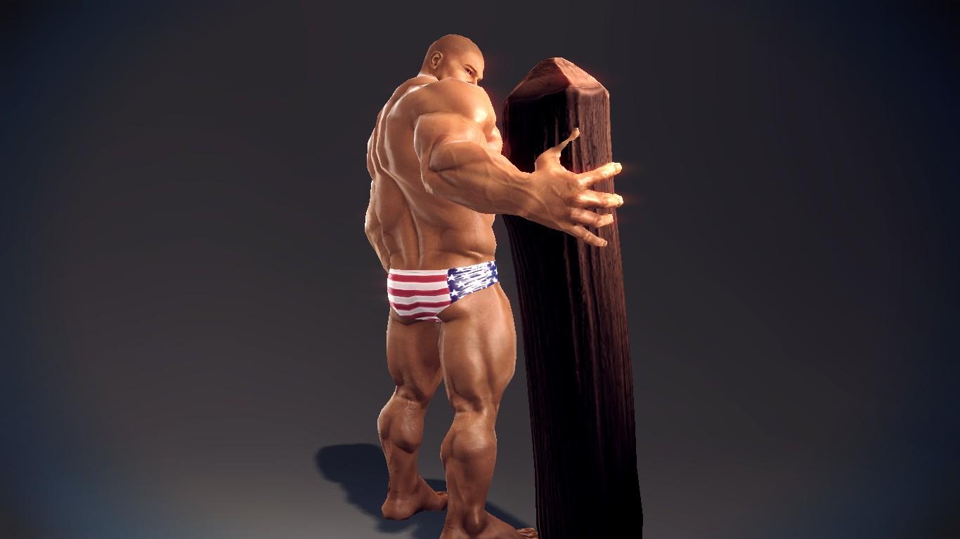Karok And The American Bikini - Baragamer-8325