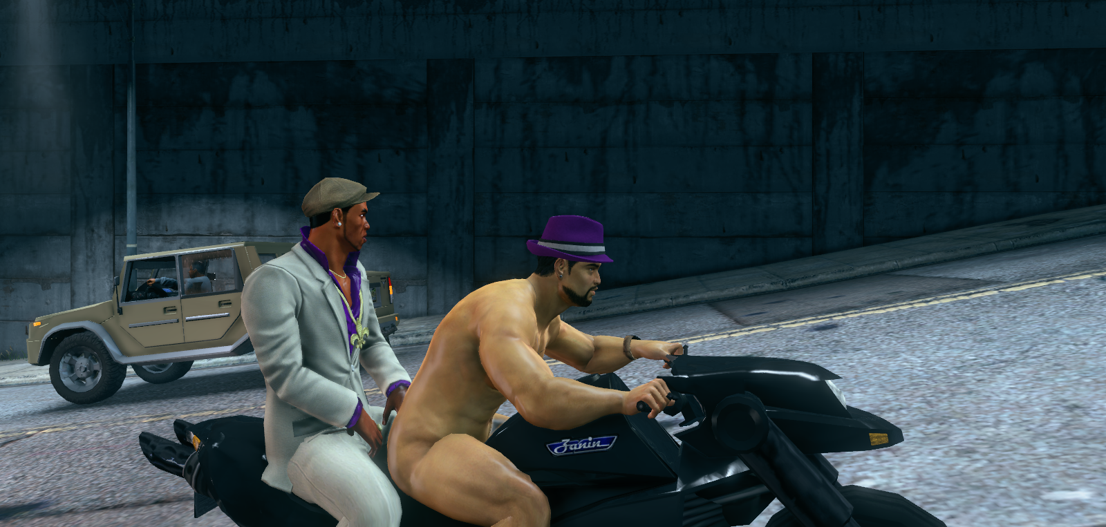 saints row nude
