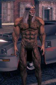 Saints Row 4 Body Mods